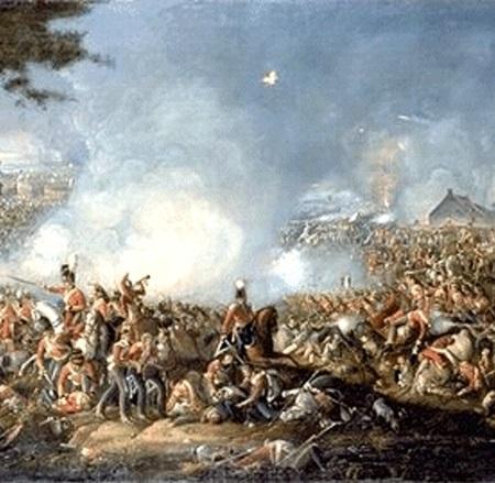 Durante as Guerras Napoleônicas, oficiais reclamavam da dificuldade de coordenar seus exércitos no meio da fumaça deixada pelas armas utilizadas. (Foto: Wikimedia Commons)
