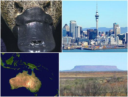 O menor continente do mundo, formado por diversas ilhas e a Austrália. Veja agora 12 fatos sobre a Oceania.