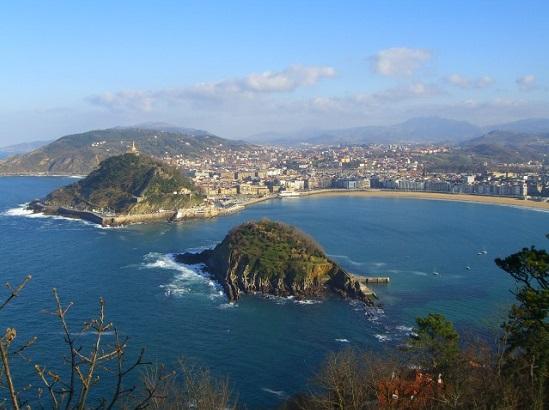 A luta pela independência do país Basco - que ocupa uma área entre a Espanha e a França - já foi marcada pelo terrorismo, durante os anos de atuação do grupo separatista ETA. (Foto: Wikimedia Commons)