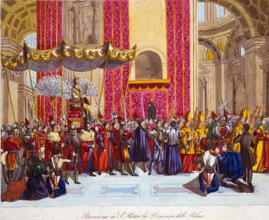O PODER DA IGREJA - Estude sobre a elite letrada, a inquisição e a decadência do clero.