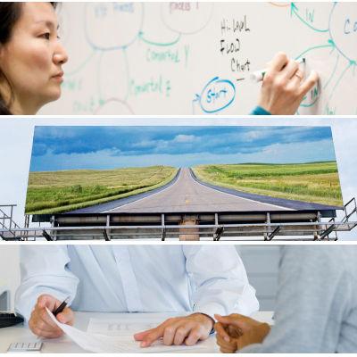 Criação, Atendimento, Marketing. Quais das possibilidades que o curso de Publicidade oferece mais combinam com você? Descubra algumas nessa seleção do GUIA.