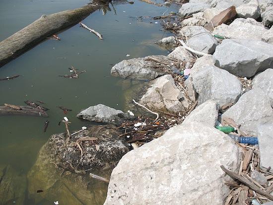 A poluição das águas, solo e ar. Preservação do meio ambiente.