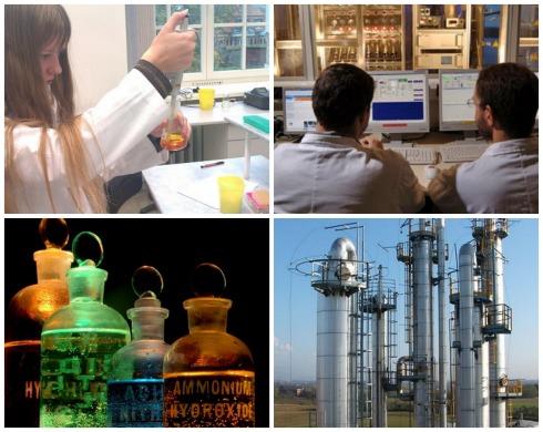 O químico estuda a matéria, sua composição e suas propriedades. Conheça algumas carreiras e áreas de atuação desse profissional. (Foto: Wikimedia Commons)