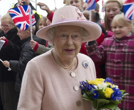 Jubileu de Diamante da Rainha Elizabeth II que marca o 60.º aniversário da sua ascensão ao trono do Reino Unido, Canadá, Austrália e Nova Zelândia.