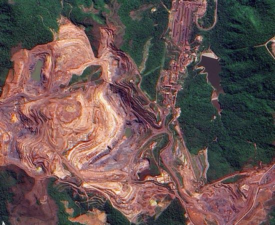 RECURSOS MINERAIS - Estude sobre o uso dos minérios, as reservas minerais do Brasil, a formação do petróleo e o pré-sal brasileiro.