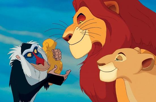 Mais um do legado de Shakespeare. Talvez o maior clássico da Disney, Rei Leão é inspirado em 'Hamlet'. A história de Simba, que teve o pai, Mufasa, morto a mando do irmão Scar, é muito semelhante à do príncipe dinamarquês Hamlet, que busca vingança contra o tio por roubar o trono.