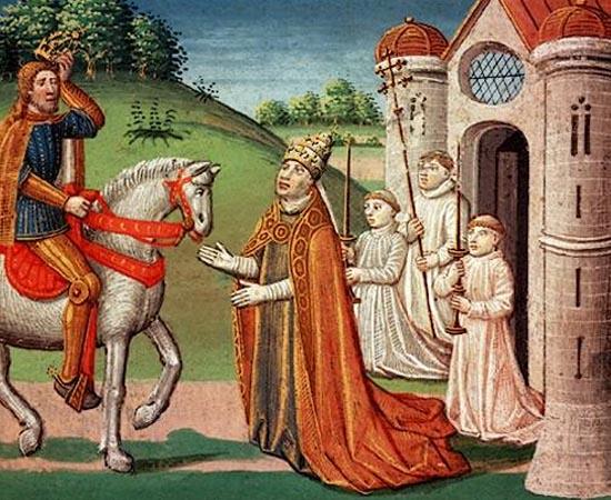 REINO FRANCO - Estude sobre a Dinastia Merovíngia e o Império Carolíngio.
