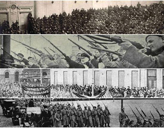 A Revolução Russa derrubou um governo absolutista e criou o primeiro estado comunista do mundo, a União das Repúblicas Socialistas Soviéticas. Saiba mais sobre esse importante momento histórico mundial na galeria do Guia.