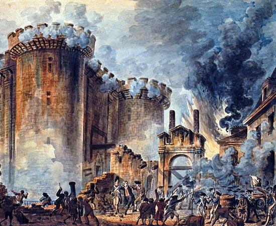 REVOLUÇÃO FRANCESA - Estude sobre a Assembleia Nacional Constituinte, a Declaração de Direitos do Homem e do Cidadão, os girondinos, os jacobinos, o grupo do pântano, a Convenção, o Diretório, a Derrota de Napoleão e a Consolidação do Estado Burguês.