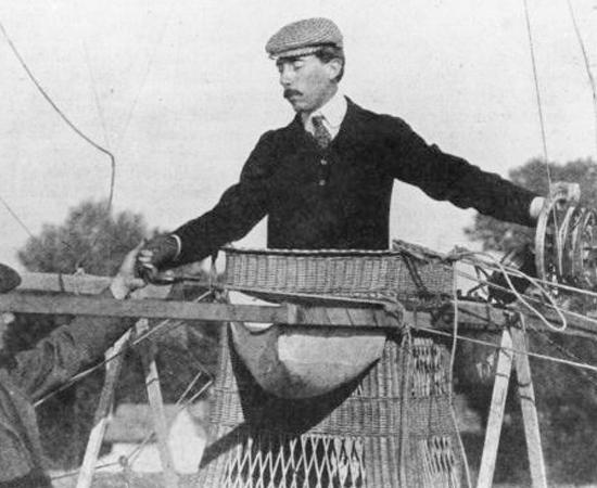 80 anos da morte de Santos Dumont