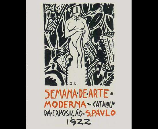 90 anos da Semana de Arte Moderna