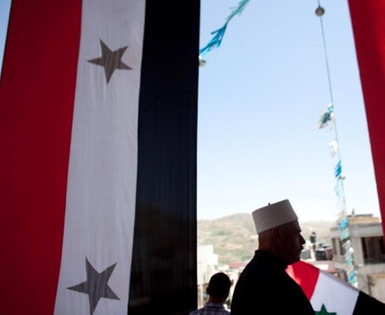 Crise na Síria - Clique em Leia Mais e estude sobre o tema.