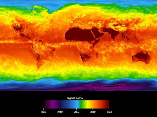 Temperatura é a grandeza física que mede a agitação das partículas de um determinado corpo. Quando um corpo se aquece as partículas que o compõem vibram cada vez com mais intensidade. Quanto maior a agitação, mais o corpo se aquece e maior a temperatura. (Foto: Creative Commons)