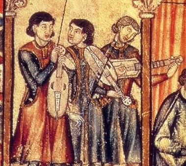 O trovadorismo é um reflexo do ambiente religioso e político da Idade Média. Tem traços da visão teocêntrica e papel de servilidade do homem com a Igreja.