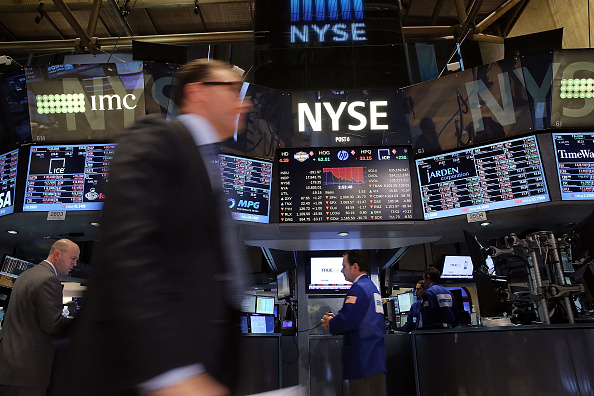 Stocks Close Sharply Down, Over 250 Points