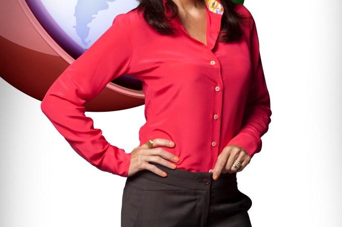 A jornalista Ana Paula Padrão