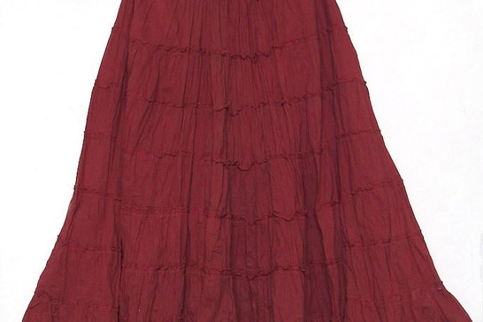 red-gypsy-skirt