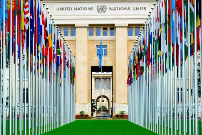 ONU Suiça