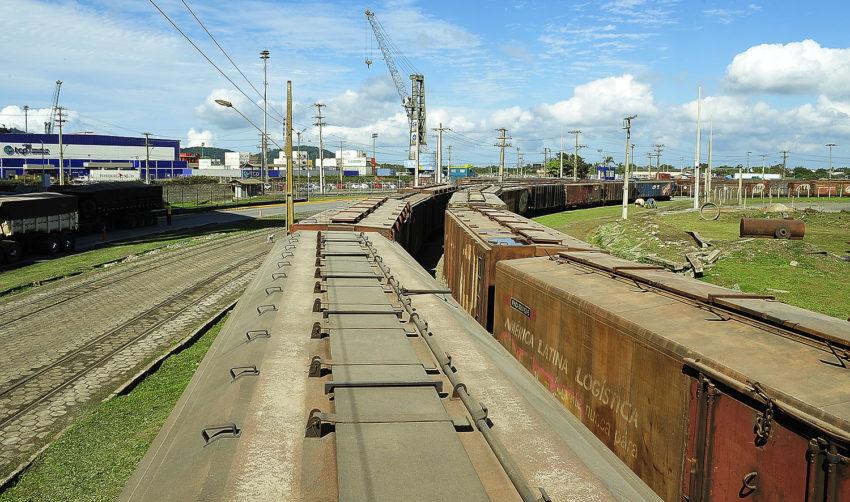 Sistema ferroviário brasileiro