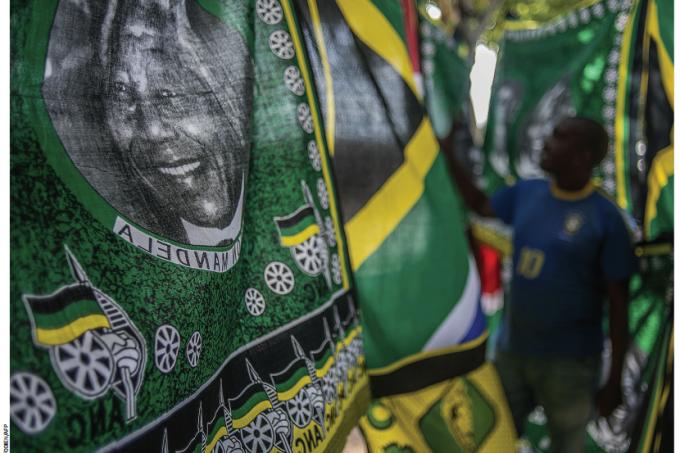 MEMÓRIA VIVA Lembranças de Nelson Mandela, na passagem do terceiro ano de sua morte, em 5 de dezembro de 2016