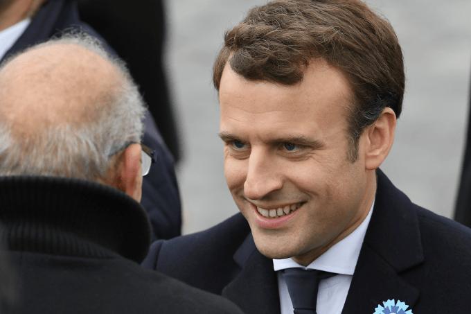 Novo presidente francês