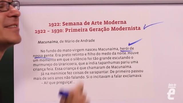 Modernismo (prosa)