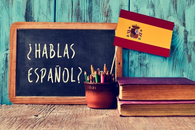 teste espanhol