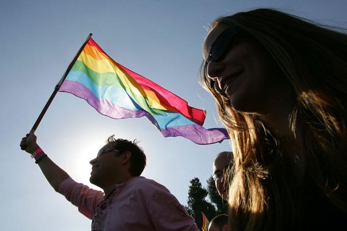 Parada do Orgulho LGBT em Jerusalém, 2006