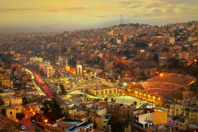 Amã, Jordânia