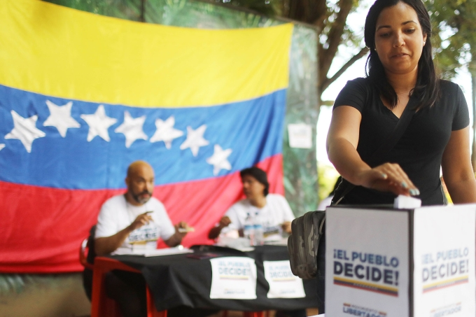 Referendo na Venezuela