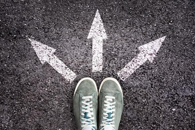 Caminhos, escolhas