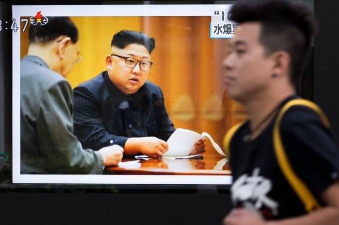 Japão reage a teste nuclear norte coreano
