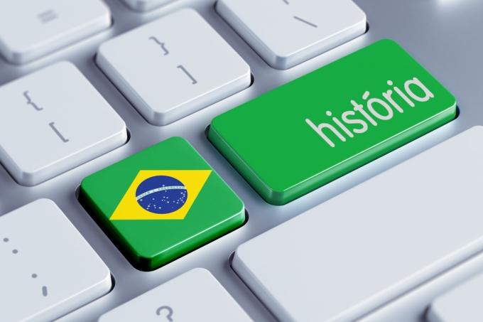 Por dentro da história do Brasil