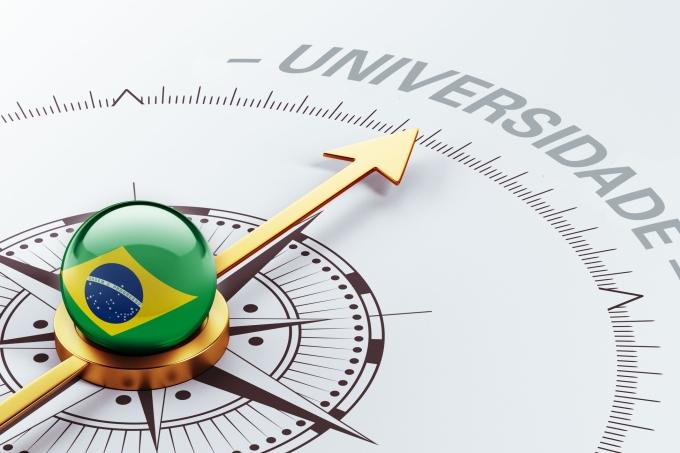 A universidade como objetivo