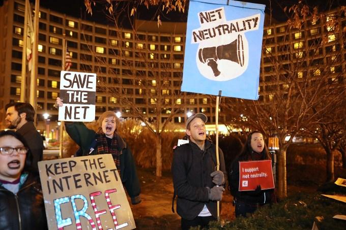 neutralidade da rede – estados unidos