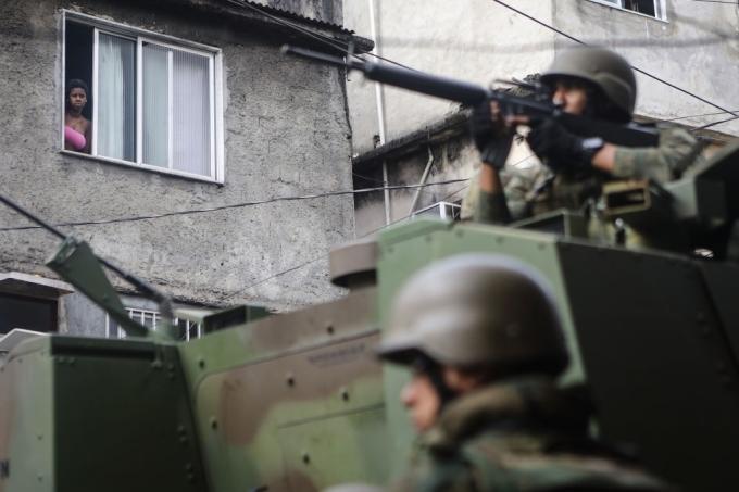Forças Armadas no RJ