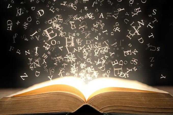 letras livro