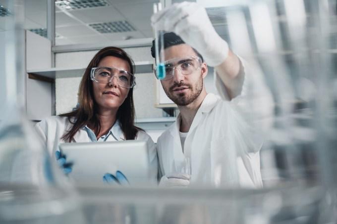 Quimica, laboratório