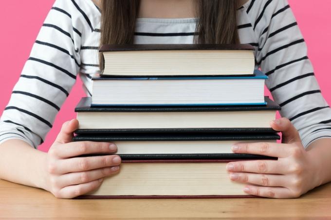 livro estudante estudo