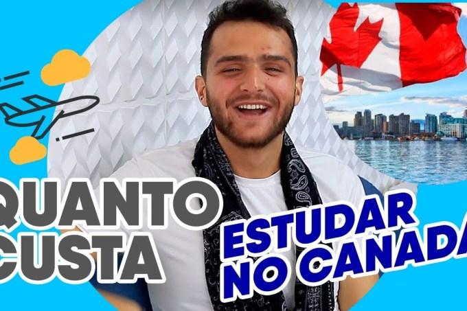 Quanto custa estudar no Canadá?