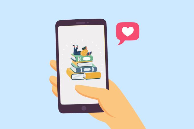 3 aplicativos para ajudar a leitura