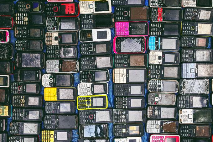 onde vai parar seu celular velho?
