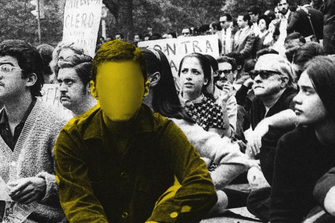 teste – Famosos exilados na ditadura militar