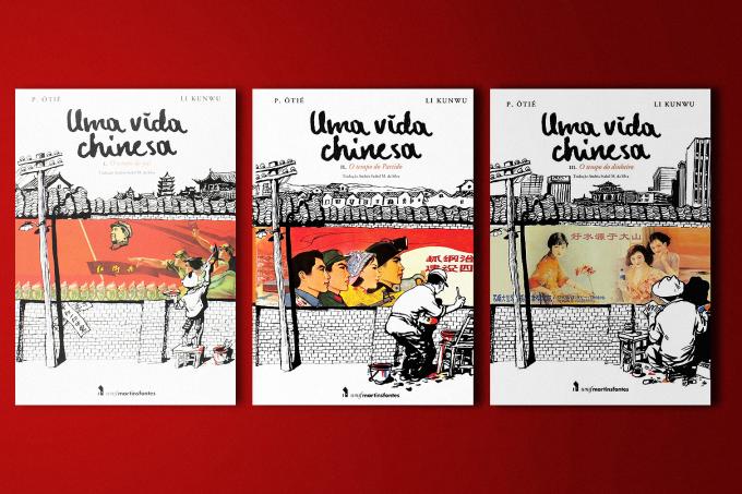 Quadrinhos mostram transformações na China desde Mao Tsé-tung