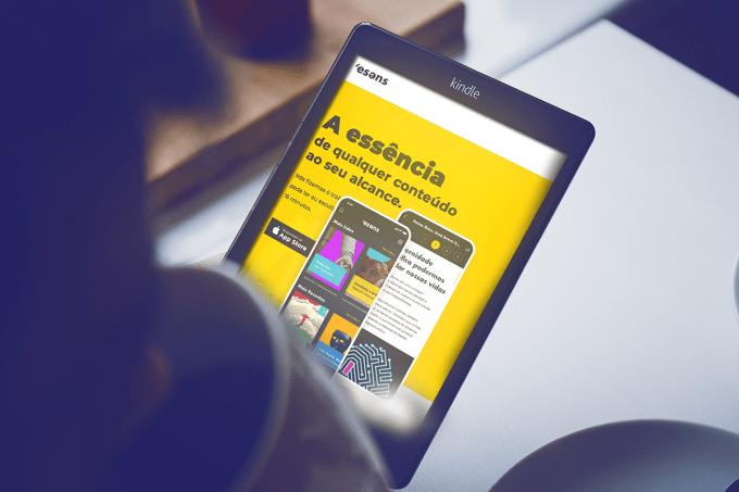 Aplicativo de leituras oferece assinatura gratuita para estudantes