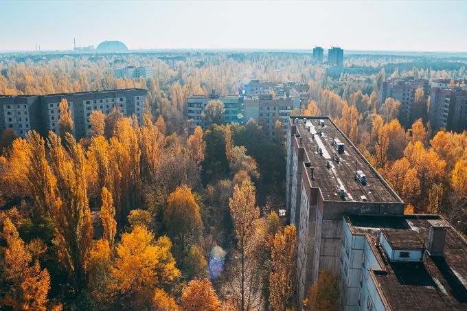 Chernobyl- livro, vídeo, fotos e textos para entender o acidente