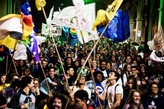 MEC tem dez dias para se retratar por nota desautorizando manifestações