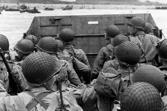 Segunda Guerra Mundial- Dicas para estudar o Dia D