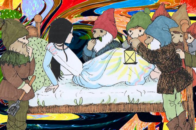 Divirta-se com os irmãos Grimm e os contos de fadas originais