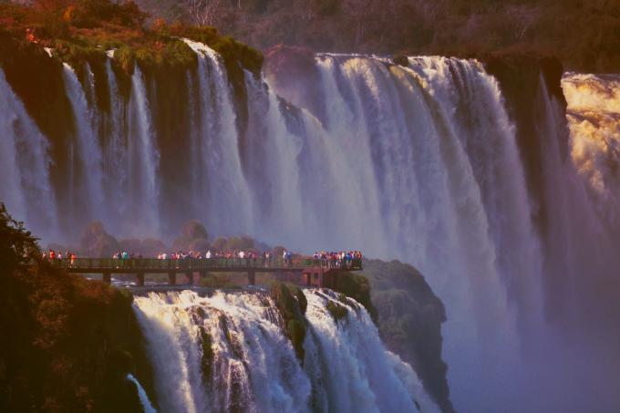 Fatos sobre a hidrografia brasileira